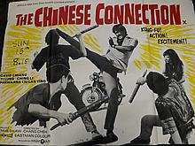 Film Poster of The Chinese Connection Starring