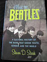 Meet the Beatles by Steven D Starke, Hardback with