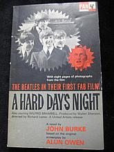 A gard day's Night, Novel by John Burke PB