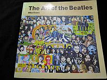 The Art of the Beatles by Mike Evans, Large Format