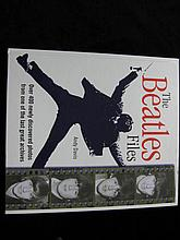 The Beatles Files by Andy Davis, Hardback with