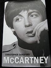 McCartney by Christopher Sandford, Hardback with