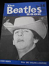 The Beatles Book, Monthly No. 14 Dated September