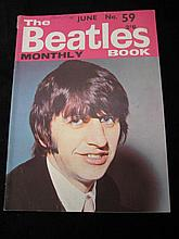 The Beatles Book, Monthly No. 59 Dated June 1968