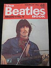The Beatles Book, Monthly No. 68 Dated March 1969