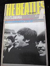 The Beatles Volume 4 Beatlemania An Illustrated