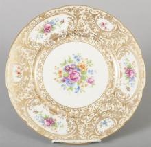 Eighteen Lenox Porcelain Service Plates
