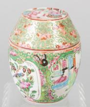 Mid 19th Century Covered Jar
