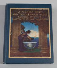 Hawthorne, Nathaniel: A Wonder Book and Tanglewood Tales; Duffield & Co., 1910