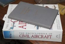 Two books: The Encyclopedia of Civil Aircraft together with Sam Davis, Confederate Hero