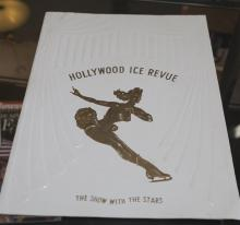 1953 issue of The Hollywood Ice Revue with Barbara Ann Scott