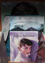 Three collectors books on Audrey Hepburn
