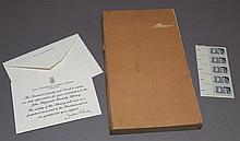 JFK manuscript edition of
