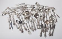 Reed & Barton sterling silver 'FRANCIS I' flatware service