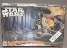 AMT Star Wars model, Encounter With Yoda on Dagobah