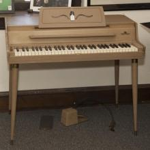 A Vintage Electric Piano, Wurlitzer Model 145B, Circa 1960's