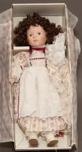Dynasty doll in box