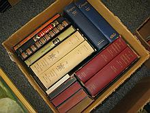 Collection of 15 Beautifully Bound Books,