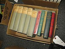 Collection of 12 Jane Austen Books,