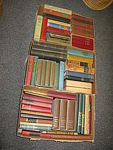 Collection of 67 Vintage Literature Books,