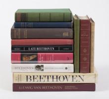 Collection of Books on Ludwig van Beethoven
