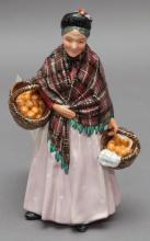 Royal Doulton figure, The Orange Lady