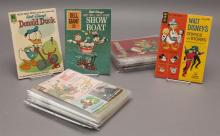 Collection of forty five Walt Disney Comics Stories, mostly Uncle Scrooge