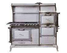 Quick Meal White Enamel Gas Stove