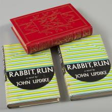 John Updike, Rabbit Run, Knopf 1960, two copies; together with signed Franklin Library edition (three total)