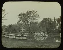Robert Bain, Collection of Twenty-Two Historical Early Glass Slides