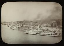Robert Bain, Collection of Forty-One Late 19th Century Glass Slides