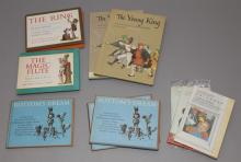 John Updike, collection of first edition children's books