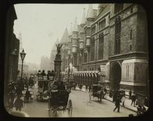 Robert E.M. Bain, Collection of Late 19th to Early 20th Century Glass Slides