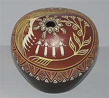 Talkin Earth Iroguois Pottery Jar