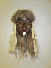 Northwest Coast Mask by Nina Bolton