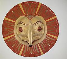 Victor Reece (1946-2010) Canada, Sun Carving