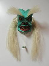 Ron Joseph Telek (b.1962) Canadian, Articulated Mask