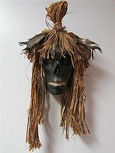 Joe David (b.1946) Canadian, Northwest Coast Mask