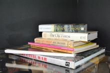 Collection of books on music, Scott Joplin, civil war, dictionary, etc...