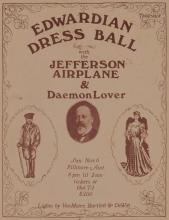 Group of three original handbills including: