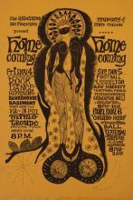 Royce Vaughn, American, After Jean du Bouillier, San Francisco State College homecoming, Nov. 4-6, 1966, rare, vintage poster printe...