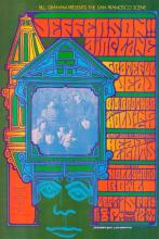 Jim Blashfield, American (20th century), Grateful Dead, Jefferson Airplane, and Janis Joplin 1967 Hollywood Bowl concert poster with...