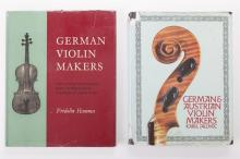 Two Books on German and Austrian Violin Makers,