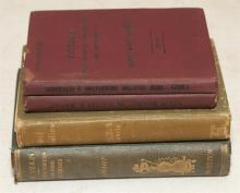 Four Vintage Books on Violins and Violin Making,