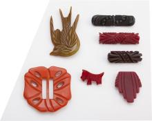 Collection of bakelite