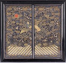 Chinese Traditional Embroidery with Frame