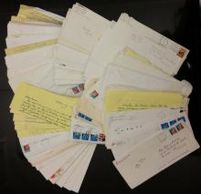 170+ letters from CIA double agent Aldrich Ames written from prison