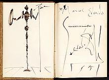 Surrealist Salvador Dali's biography,