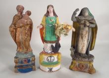Three Santibelli: Christopher, Philomena et al.