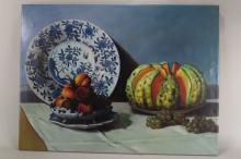 After Claude Monet, Still Life, o/c, 20/21 C.